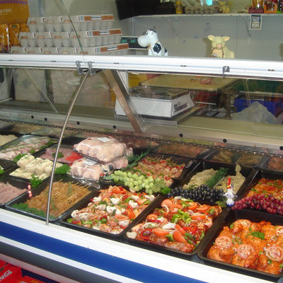 Hasties Top Taste Meats - Wollongong Butcher - Cabinet